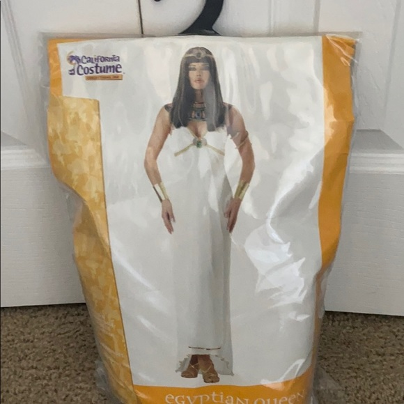 California Costumes Other - Egyptian Queen Costume